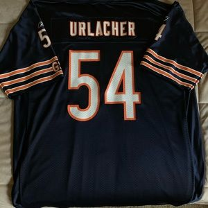 Authentic Reebok Chgo Bears Brian Urlacher Jersey